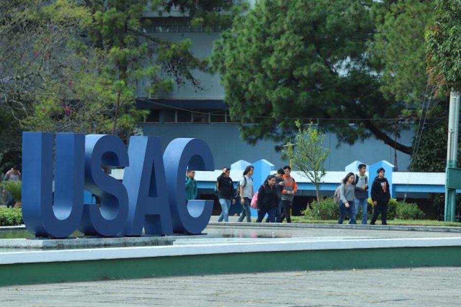La Usac negó intenciones de privatizar el Plan de Prestaciones de los trabajadores de esa casa de estudios. (Foto: Archivo/Soy502)