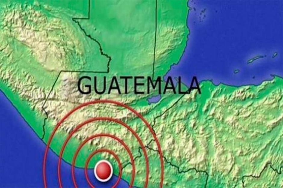 Algunas personas reportaron que el sismo fue sensible en Quetzaltenango y los municipios de Antigua Guatemala y Villa Nueva (Foto: El Horizonte)