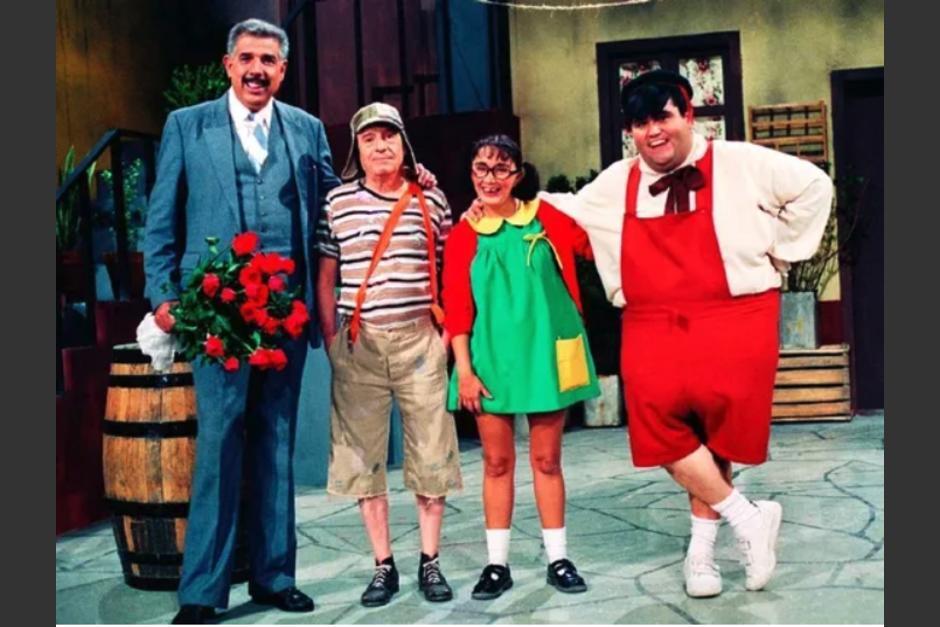 Los actores de este programa empezaron en otros oficios antes de llegar a tocar la fama con El Chavo del Ocho. (Foto: Cultura Colectiva)