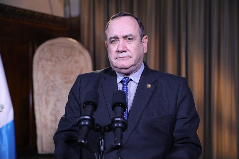 El presidente Alejandro Giammattei corrigió a un presentador que confundió a una diputada con la exfiscal Thelma Aldana. (Foto: Archivo/Soy502)