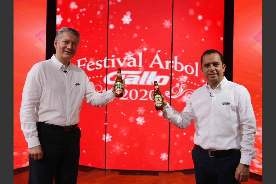 Cerveza Gallo invita a disfrutar el tradicional festival Navideño