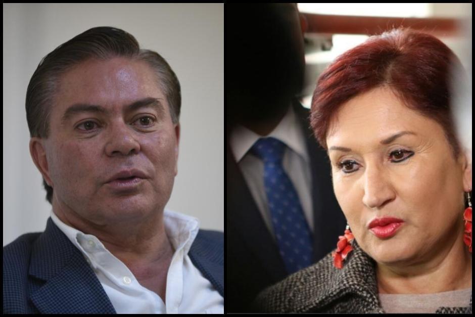 Mario Estrada habría planificado un atentado en contra de Thelma Aldana. (Fotos: archivo/Soy502)