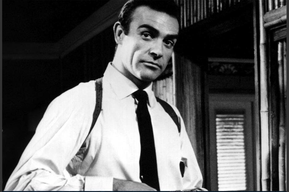 """El inolvidable actor de """"James Bond"""" falleció este sábado 31 de octubre, a los 90 años."""