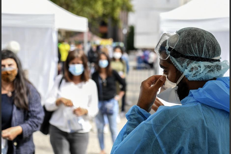 El Ministerio de Salud actualizó las cifras de este martes. (Foto: AFP)