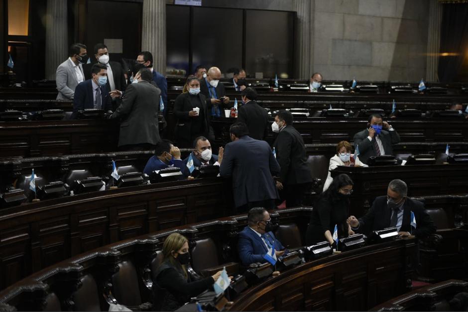 Los diputados tienen hasta el 30 de noviembre para aprobar el Presupuesto 2021. (Foto: Wilder López/Soy502)