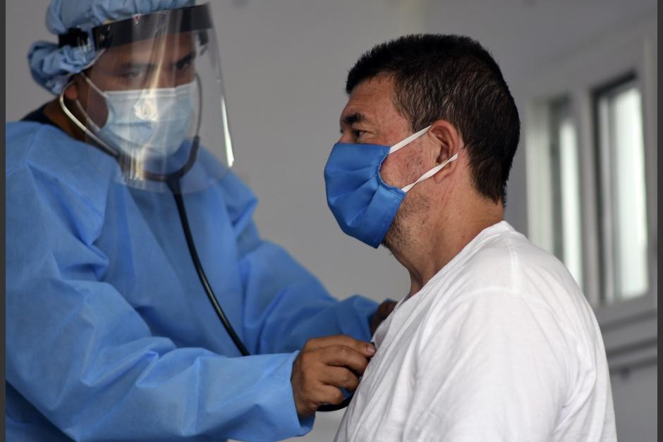 Guatemala alcanzó los 80,306 casos de Covid-19 y hasta la fecha se reportan 2,918 fallecidos por esta enfermedad. (Foto: AFP)