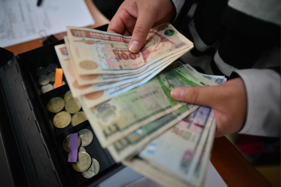 El sistema bancario podría ser irregular por el asueto de Independencia. (Foto: Archivo/Soy502)