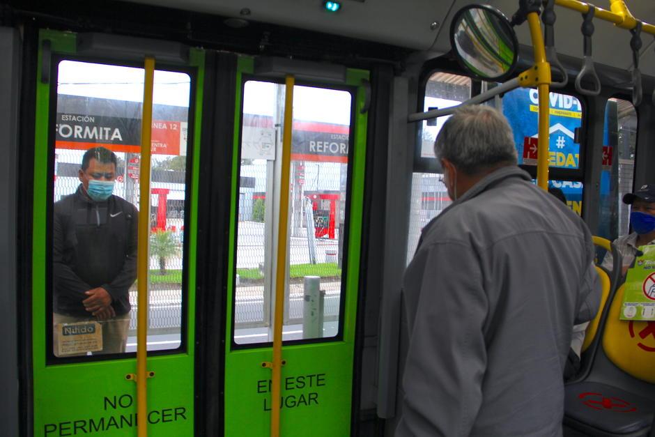 En total, 14 estaciones han sido habilitadas en la línea 12. (Foto: Fredy Hernández/Soy502)