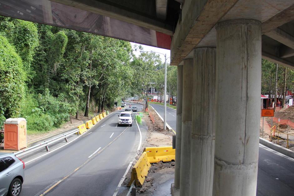 La Municipalidad de Guatemala estima que en 45 días la obra quede finalizada. (Foto: Fredy Hernández/Soy502)