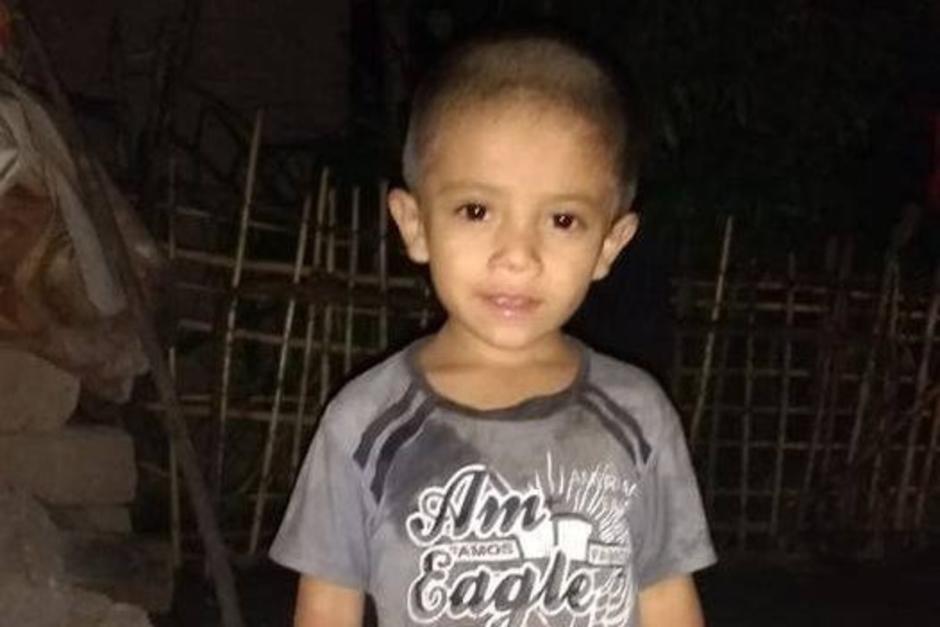El pequeño Danilo fue arrastrado por un río el pasado 14 de septiembre. (Foto: captura pantalla)