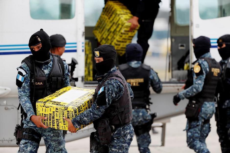 Guatemala recibirá US$31 millones para combatir el narcotráfico
