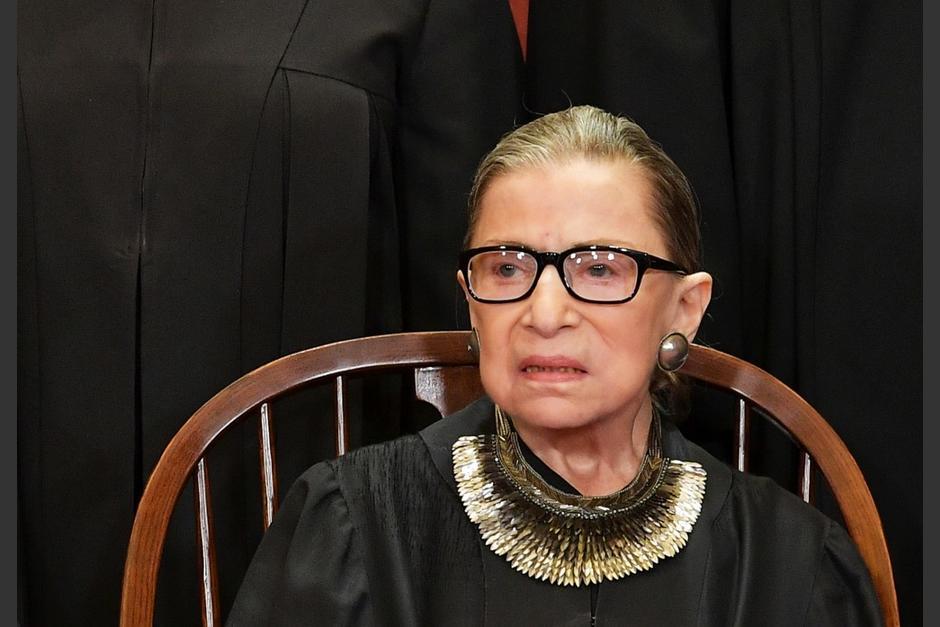 Muere la jueza progresista del Tribunal Supremo de EEUU Ruth Bader Ginsburg