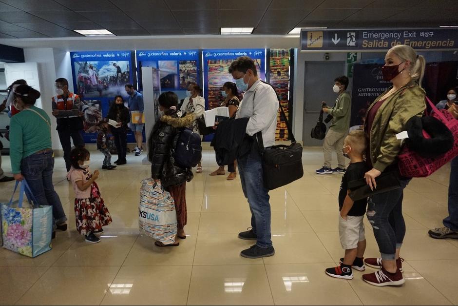 Esto es lo que sabe del pasajero con Covid-19 en el aeropuerto