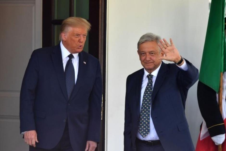 """Trump y AMLO reciben premio """"anti-Nobel"""" por manejo de pandemia"""