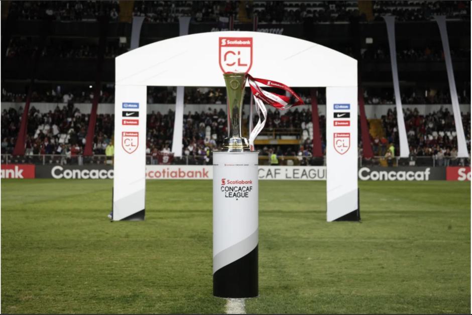 Todo Listo!! Equipos guatemaltecos conocerán a sus rivales en la Liga Concacaf