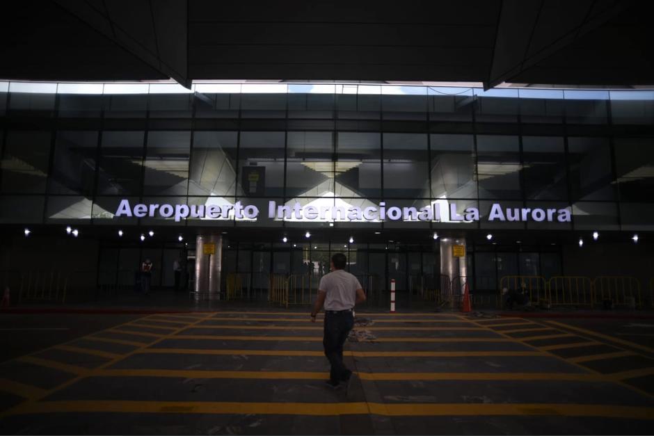 El viernes 18 de septiembre volvió a abrirse el Aeropuerto Internacional La Aurora, luego de seis meses de estar cerrado por el Covid-19. (Foto: Wilder López/Soy502)