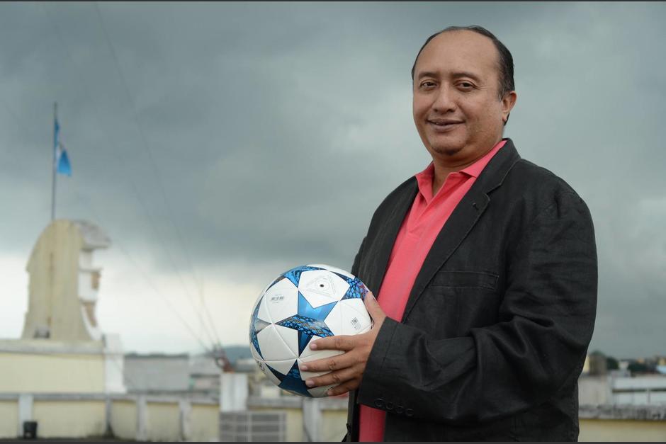 El periodista deportivo Max Pérez trabaja para el Diario de Centroamérica y requiere de tu apoyo para recuperarse. (Foto: Facebook Max Pérez)