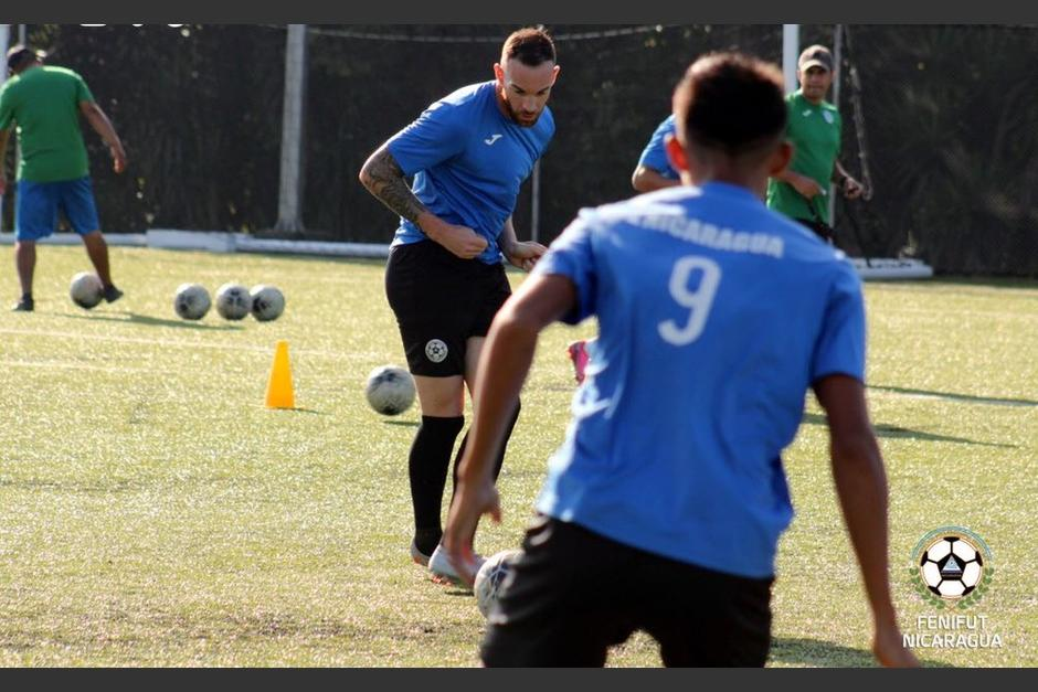 Nicaragua confirma amistoso contra Guatemala en octubre