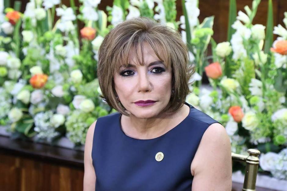 La Corte Suprema de Justicia presidida por Silvia Patricia Valdés Quezada no tramitó el antejuicio contra diputados. (Foto: archivo/Soy502)