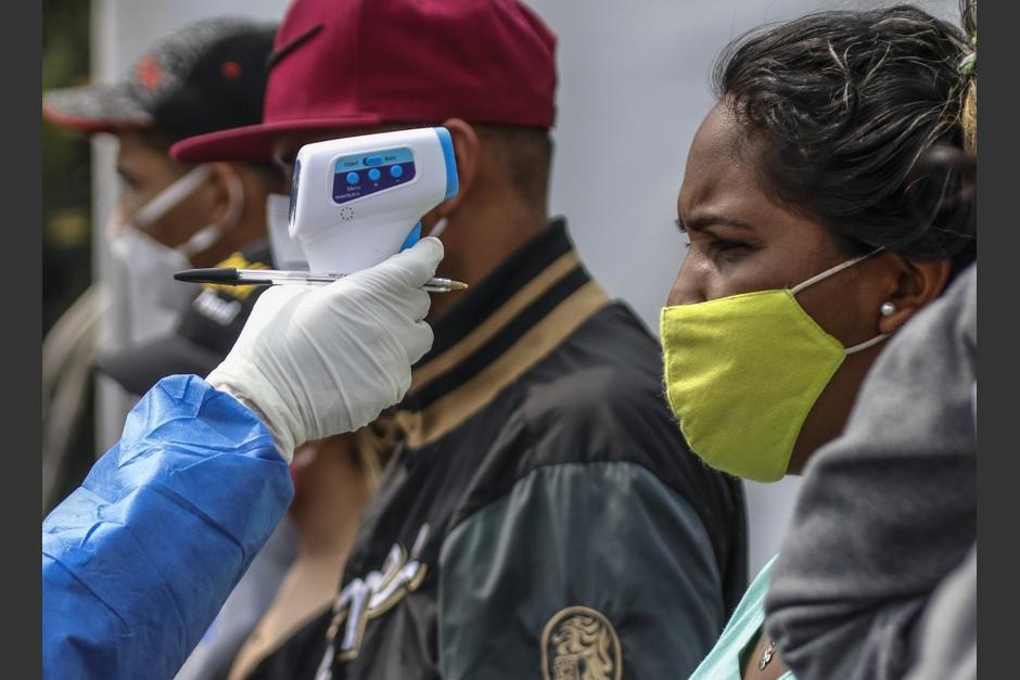 El Ministerio de Salud reporta más de 800 nuevos casos de Covid-19 en el país. (Foto: Archivo/Soy502)