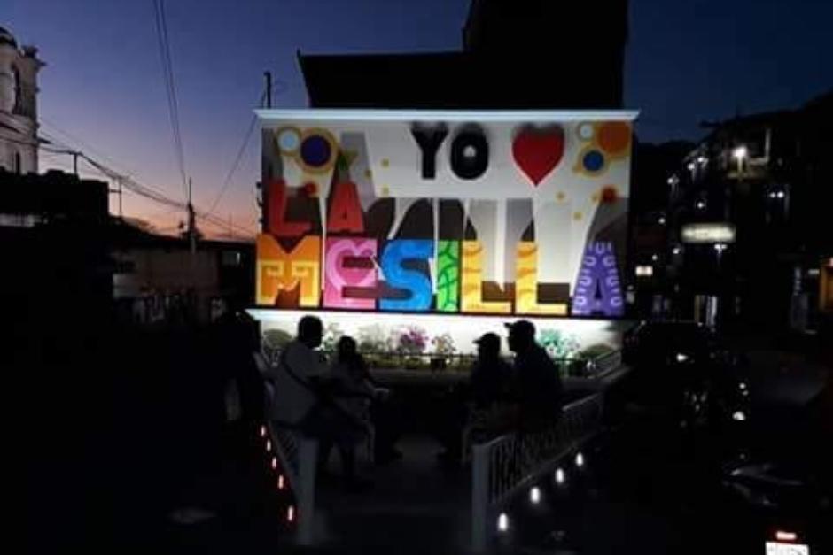 Las escenas se grabaron en las principales calles de La Mesilla, Huehuetenango. (Foto: Facebook Cocode La Mesilla)