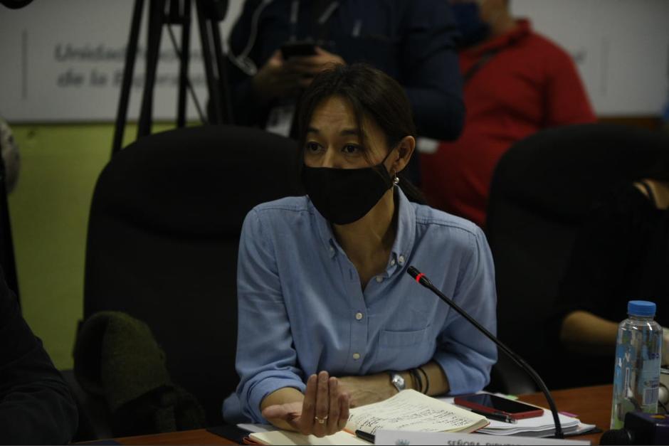 La legisladora no se ha presentado al Congreso desde el 1 de septiembre. (Foto: Archivo/Soy502)