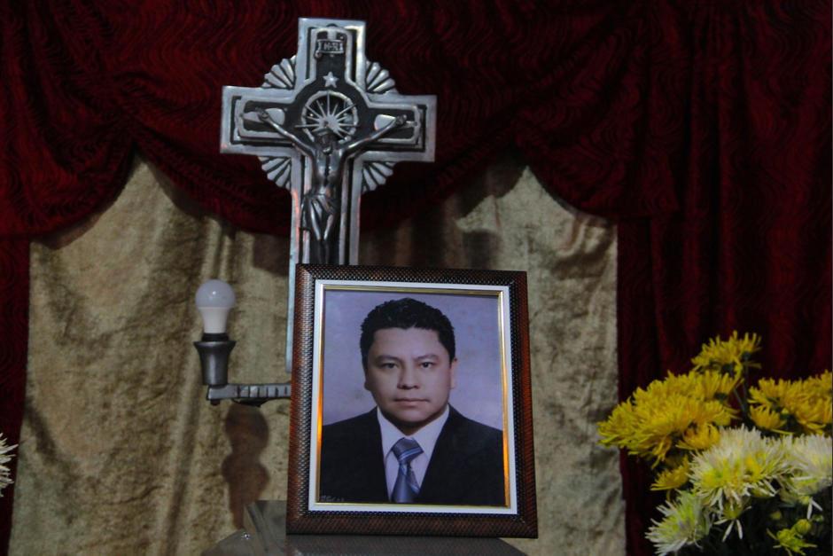 Luis Armando Solórzano murió el 28 de febrero bajo custodia de tres agentes de la nueva policía de Antigua Guatemala. (Foto: archivo/Fredy Hernández/ Soy502)