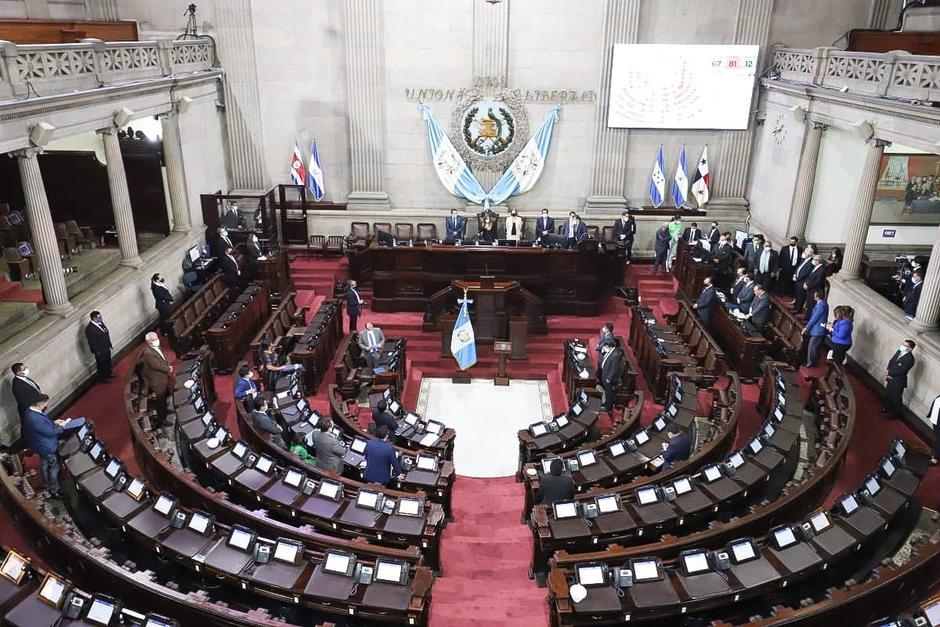 La sesión de este miércoles en el Congreso no tuvo avances. (Foto: Congreso)