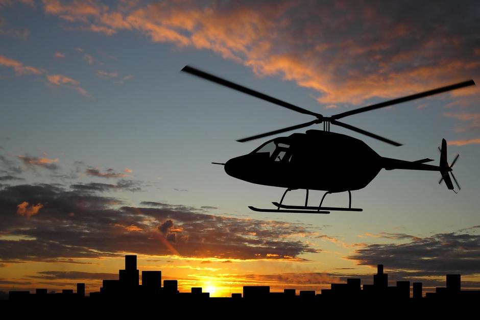 El Ministerio de Gobernación confirmó y explicó por qué se realizó sobrevuelo de helicópteros durante la noche de este martes 6 de abril. (Foto: Shutterstock)