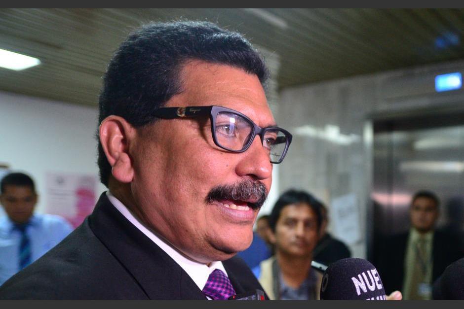 Francisco García Gudiel fue capturado en allanamientos realizados por FECI con apoyo de la PNC. (Foto de archivo/Soy502)