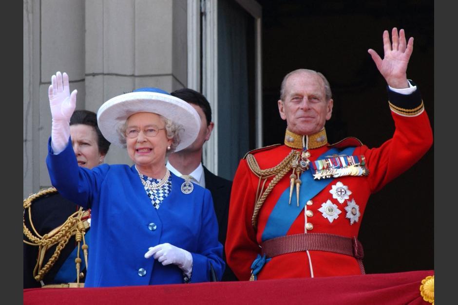 El principe Felipe, Esposo de la Reina Isabel II, falleció a los 99 años. (Foto: AFP)