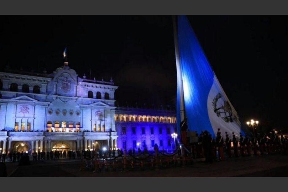 A finales del año pasado el presidente Alejandro Giamamttei anunció que celebrarían a lo grande el Bicentenario de la Independencia de Guatemala. (Foto: Archivo/Soy502)