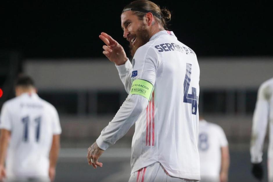Sergio Ramos da positivo a Covid-19, confirma el Real Madrid