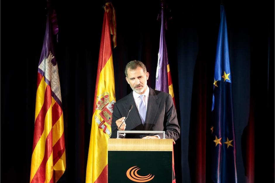 El presidente Alejandro Giammattei se reunirá con el Rey Felipe VI, en un viaje que realizará a España. (Foto: Shuttestock)