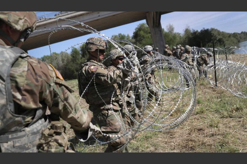 La vocera de la Casa Blanca, Jen Psaki, anunció que Guatemala y México incrementarían la presencia del Ejército en sus fronteras. (Foto: AFP)
