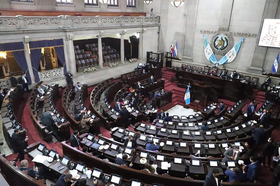 En la sesión cancelada estaba previsto continuar la interpelación al ministro de Gobernación, Gendri Reyes. (Foto: Archivo/Soy502)