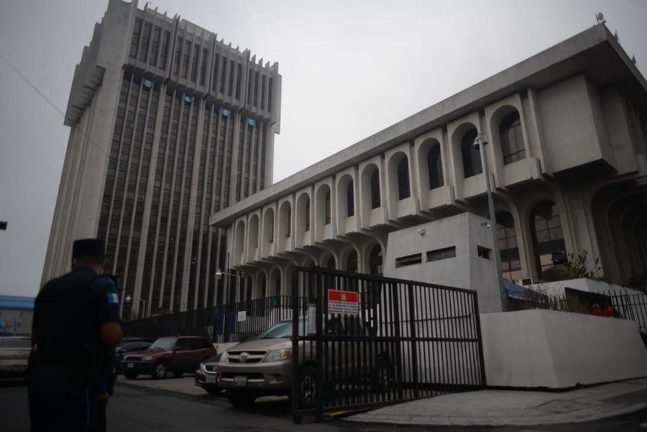 Mynor Moto debía presentarse el 14 de abril al Juzgado Tercero de Primera Instancia Penal. (Foto: Wilder López/Soy502)