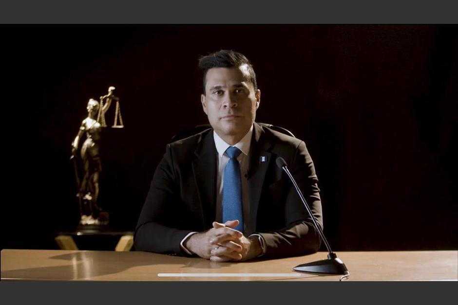 En un video publicado en redes sociales, Neto Bran recreó un informe entregado a un juez. (Foto: Captura pantalla)