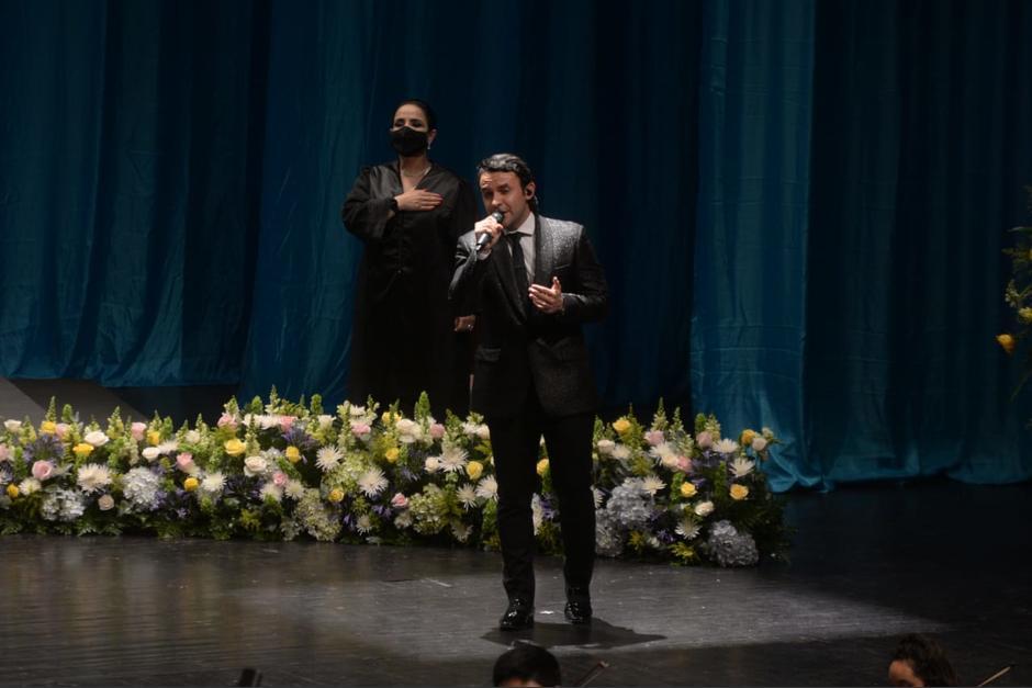 Carlos Peña afirma que es blanco de ataques en las redes sociales. (Foto: Wilder López/Soy502)