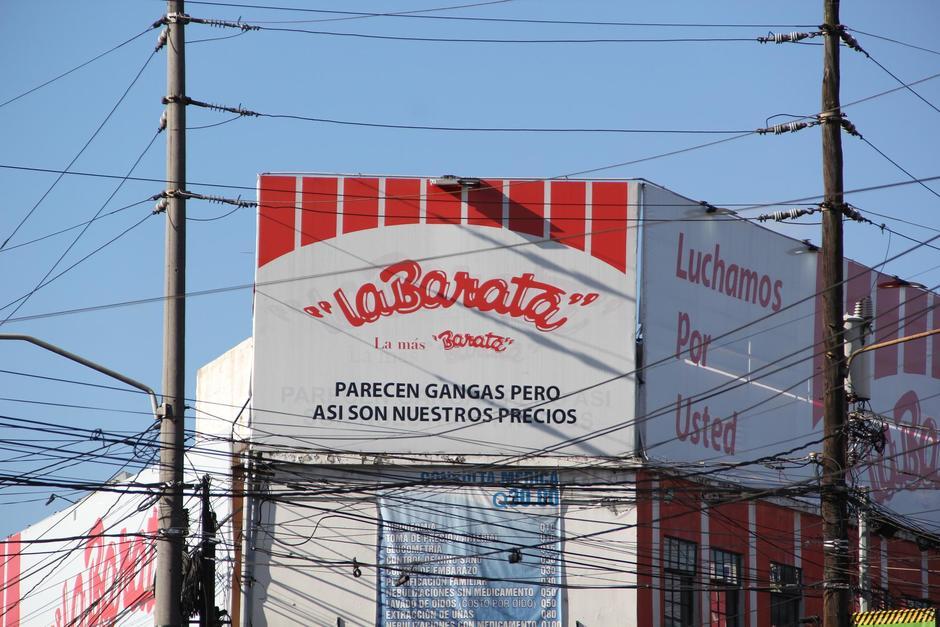 La cadena de supermercados La Barata se encuentra intervenida desde diciembre. (Foto: Archivo/Soy502)