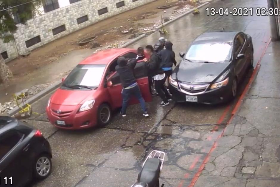 Los asaltos a automovilistas salieron a luz pública tras el incidente contra el diputado Aldo Dávila. (Foto: captura de video)