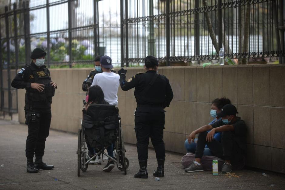 La seguridad se incrementó un día después del hecho contra el diputado. (Foto: Wilder López/Soy502)