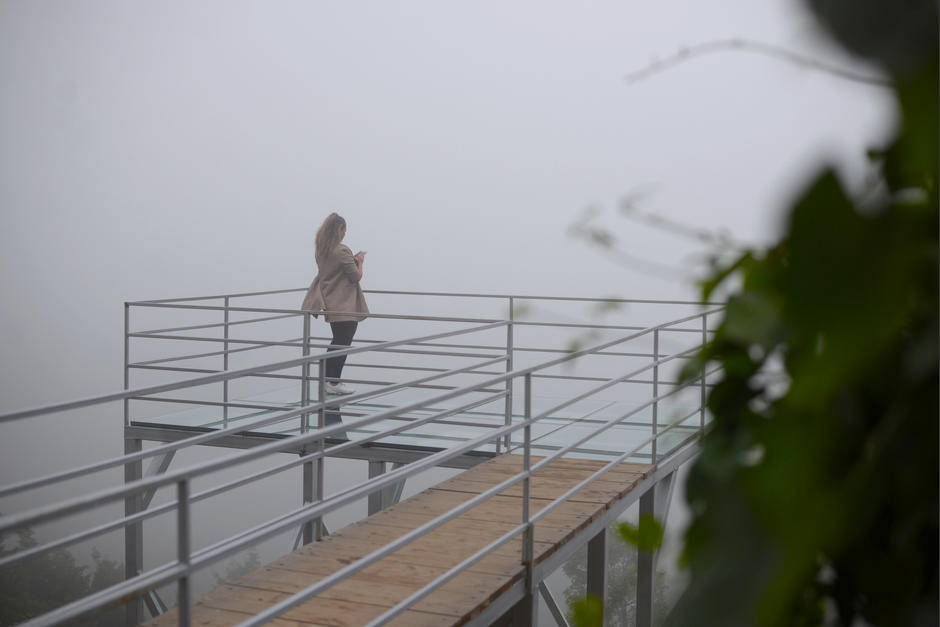 El clima puede ser nuboso en horas de la mañana y al final de la tarde. (Foto: Wilder López/Soy502)