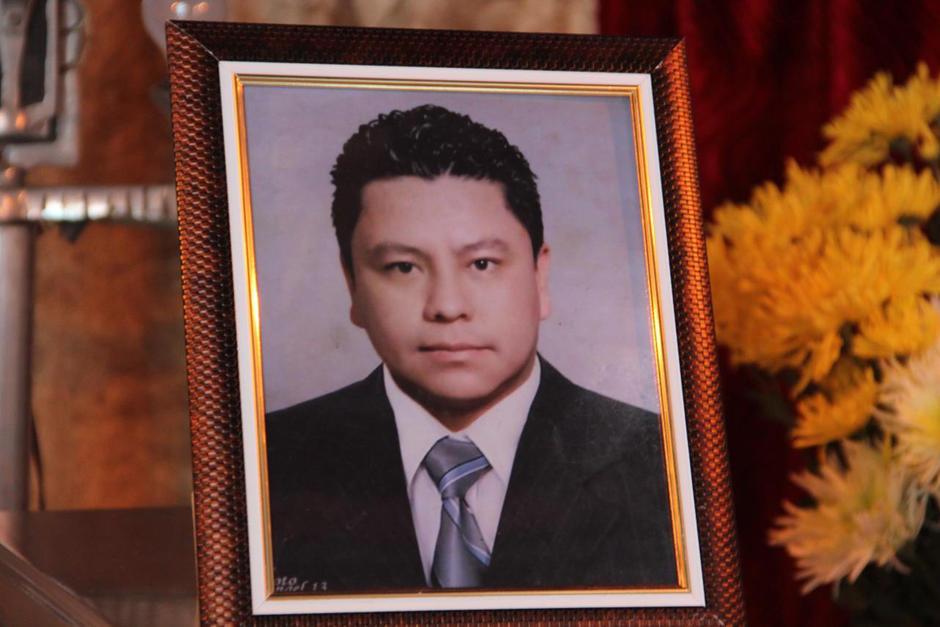 Luis Armando Solórzano murió el 28 de febrero de 2021 a manos de la Policía Municipal de Antigua Guatemala. (Foto: Wilder López/Soy502)
