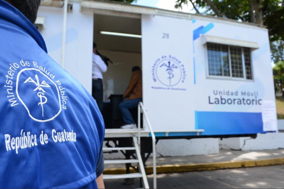 Salud actualizó la información de este miércoles. (Foto: MSPAS)