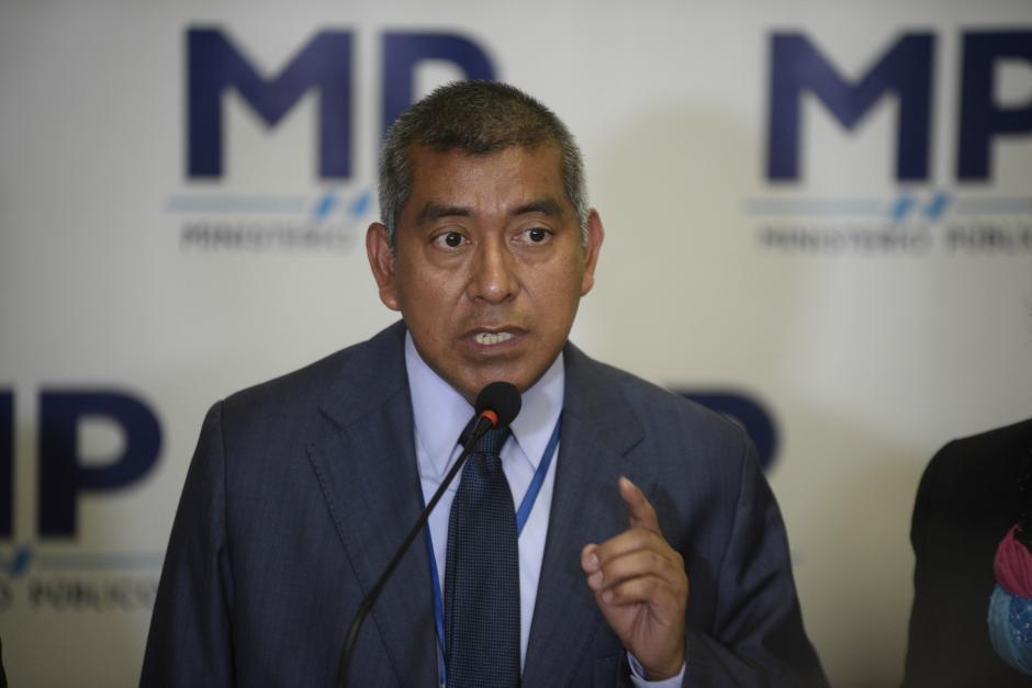 El nuevo jefe de la FECI es investigado por posible negligencia en el caso de financiamiento en el caso FCN-Nación. (Foto: archivo/Soy502)