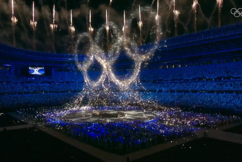 La ceremonia de clausura de los Juegos Olímpicos cerró la puerta en Tokio y abrió una nueva para París. (Foto: Juegos Olímpicos)