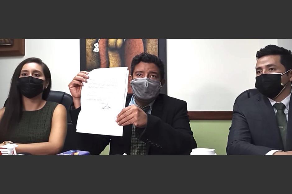 La Embajada de Estados Unidos en Guatemala informó queayudan al país en las negociaciones para la compra de vacunas contra el Covid-19. (Foto: Bancada UNE)