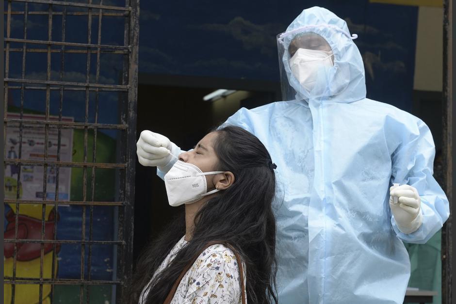 Más de 40 mil casos de coronavirus se mantienen activos en todo el país. (Foto: Archivo/Soy502)