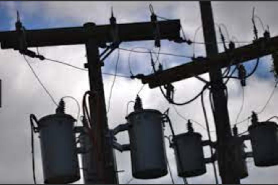 El lunes durante la mañana no habrá servicio eléctrico en Villa Nueva. (Foto: archivo/Soy502)